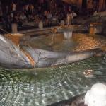 The Fontana della Barcaccia