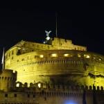 Castel Sant'Angelo (Adrian's mausoleum)