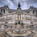 """The """"Altare della Patria from up close"""